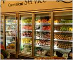 水果展示柜