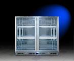 12KN-豪华镜钢展示柜