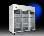 11YN-工程款玻璃门风冷陈列柜
