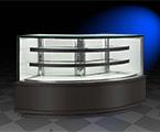 16RLS 高端定制型扇形蛋糕展示柜