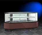 16RLB 高端定制型八角糕点柜