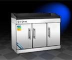 12XD-豪华包厢不锈钢保洁消毒柜