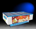 11SL-工程款热反射镀膜玻璃岛柜