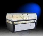 13RL-A-单层木制中岛面包柜