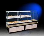 钢琴烤漆木制中岛柜
