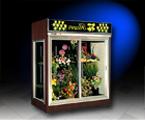 直冷E型鲜花保鲜柜