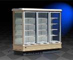 17CL 三面玻璃柜