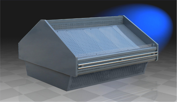 17SK 双面冷藏柜