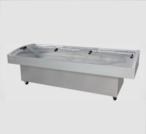 19HXG 不锈钢海鲜柜