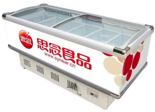 SD-516S/568S 岛式冷冻陈列柜